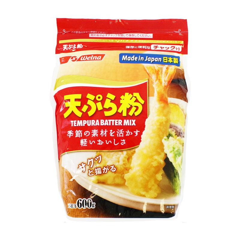 Authentic Japanese Tempura Batter Mix By Nisshin 1 3 Lb 600 G Yummy Bazaar