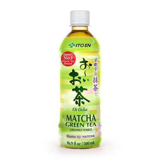 Ito En Oi Ocha Matcha Green Tea, 16.9 fl oz (500 mL)