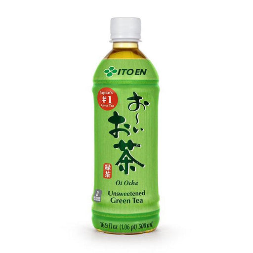 Ito En Oi Ocha Green Tea, 16.9 fl oz (500 mL)
