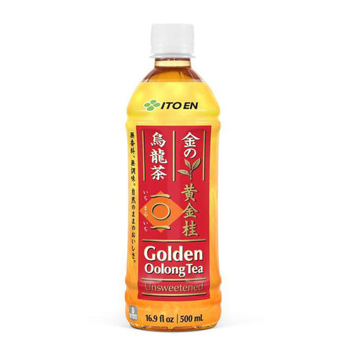 Ito En Golden Oolong Tea, 16.9 fl oz (500 mL)