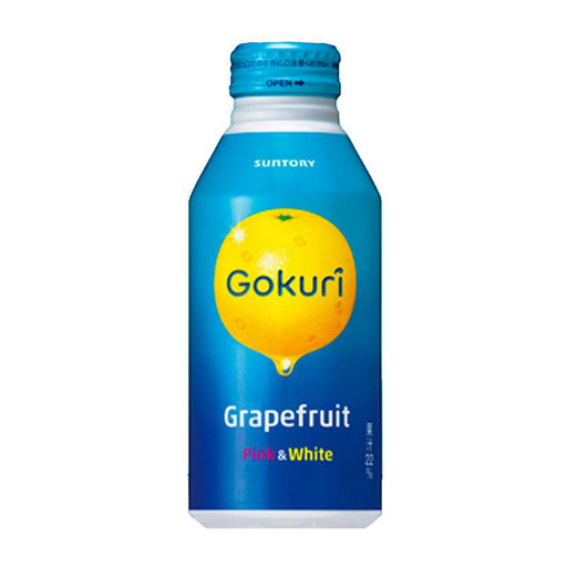 Gokuri Drink Grapefruit Flavor from Suntory Japan, 14 fl oz (400 g)