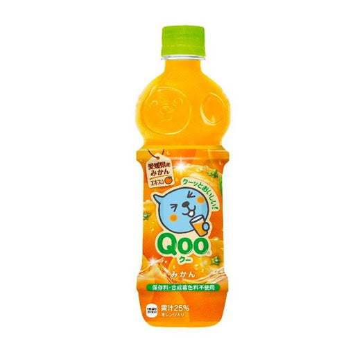 Qoo Orange Drink, 15.8 fl oz (470 mL)