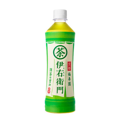 Suntory Green Tea, Bottled in Japan, 17.7 fl oz (525 mL)