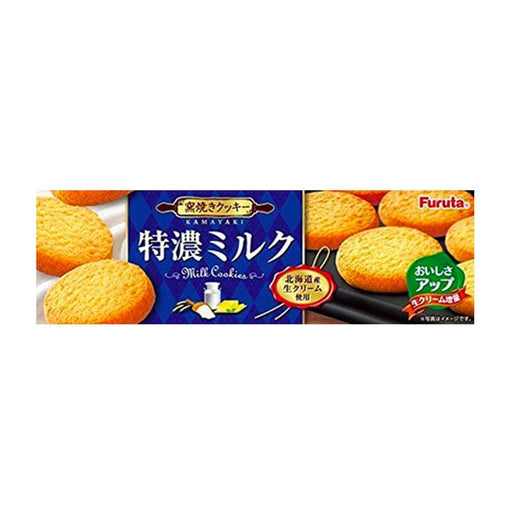 Japanese Milk Cookies by Furuta, 2.8 oz (80.4 g)
