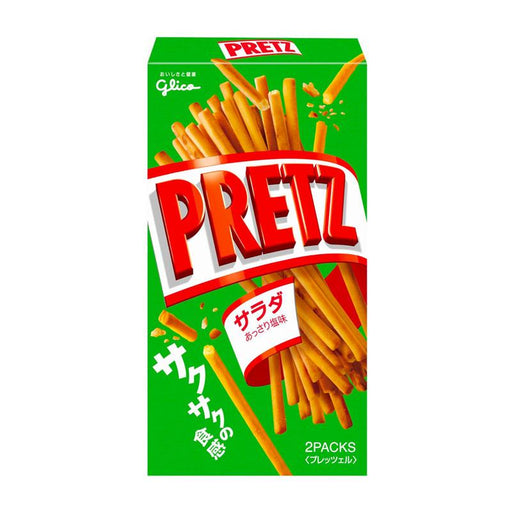 Pretz Salad Biscuit Sticks from Japan, 2.43 oz (69 g)