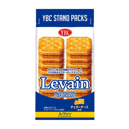 Cheese Sandwich Crackers Levain, from Japan, 5.2 oz (148 g)