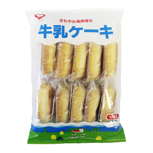Mini Hokkaido Milk Bread from Japan, 6.34 oz (180 g)