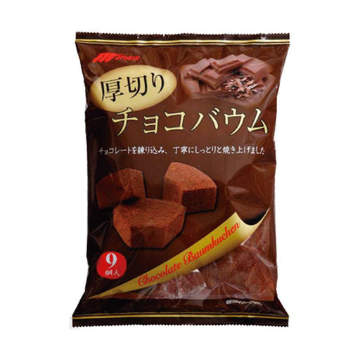 Japanese Chocolate Baumkuchen by Marukin, 8.1 oz. (230g)