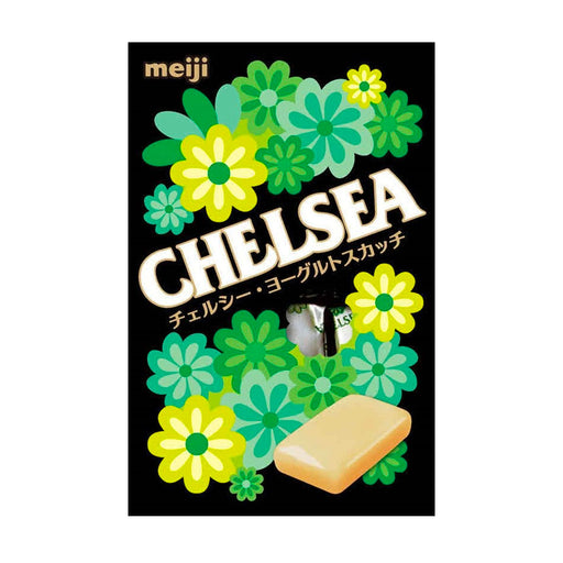 Meiji Candy Chelsea Yogurt Scotch from Japan, 1.58 oz (45 g)