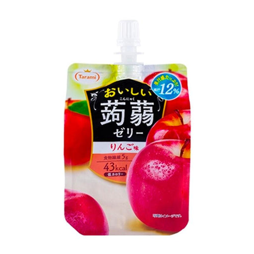 Konjac Jelly Apple Juice from Japan by Tarami 5.2 oz (150 g)
