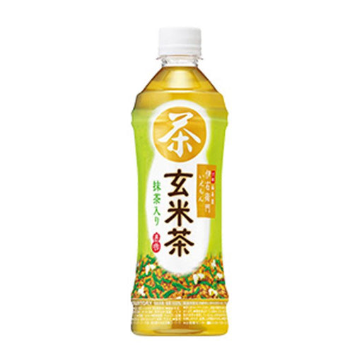 Suntory Brown Rice Green Tea Genmai, 3.1 oz (90g)