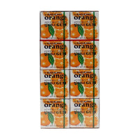 Japanese Gum Marukawa Orange Bubblegum, 8 Pack, 8 x 0.19 oz