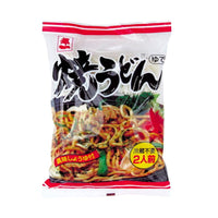 Japanese Noodles Yaki Udon with Sauce by Miyahoichi, 2 Servings, 15.8 oz (450g)