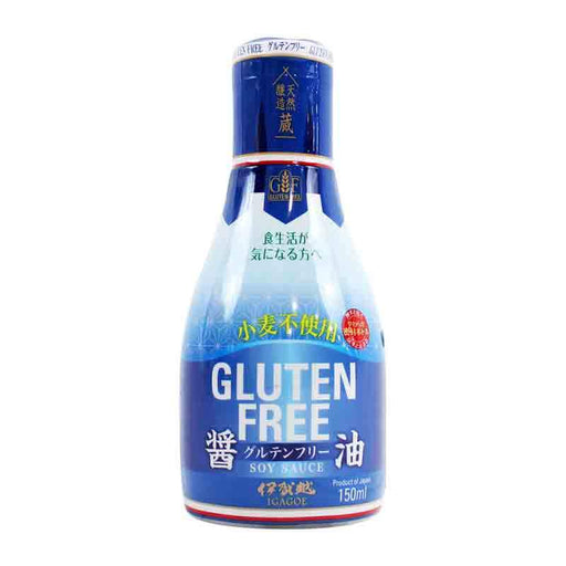 Gluten Free Soy Sauce Authentic Japanese Import by Igagoe, 5 fl oz (150mL)
