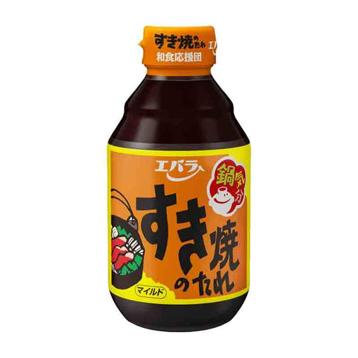 Mild Sukiyaki Sauce from Japan by Ebara, 10 fl oz (300mL)