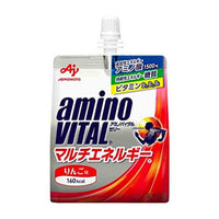 Amino Vital Energy Jelly Drink from Japan, 6.3 oz (180g)