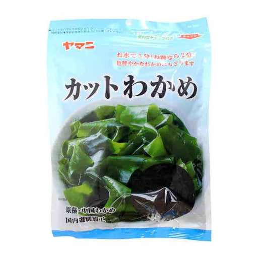 Wakame Flakes Dried Seaweed from Japan, 1.4 oz (40g)
