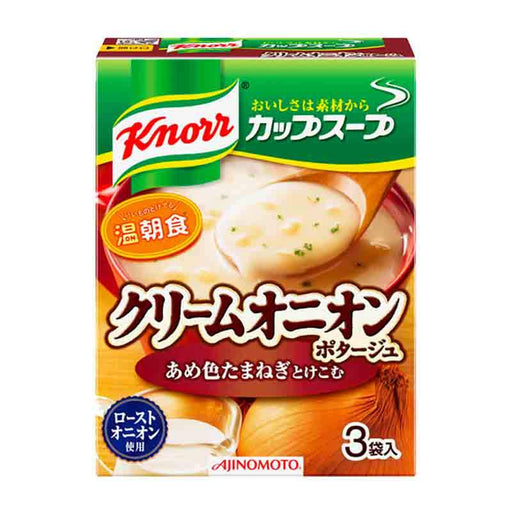 Japanese Knorr Onion Cream Soup, 1.8 oz (54g)