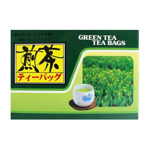 Authentic Japanese Green Tea Sencha Tea Bags, 1.68 (48g)