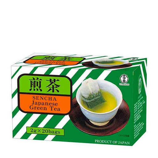 Japanese Green Tea Sencha by Ujinotsuyu, 1.4 oz (40g)