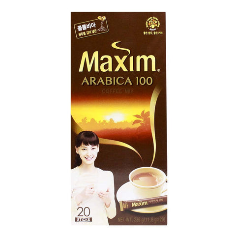 Arabica Coffee Mix by Maxim 20 Servings