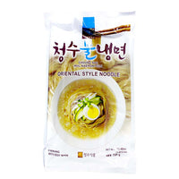 Cold Noodles in Chilled Broth Mul Naengmyeon by Choung Soo 4 Servings