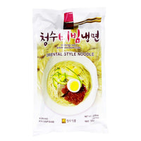Spicy Cold Noodles Bibim Naengmyeon by Choung Soo 4 Servings
