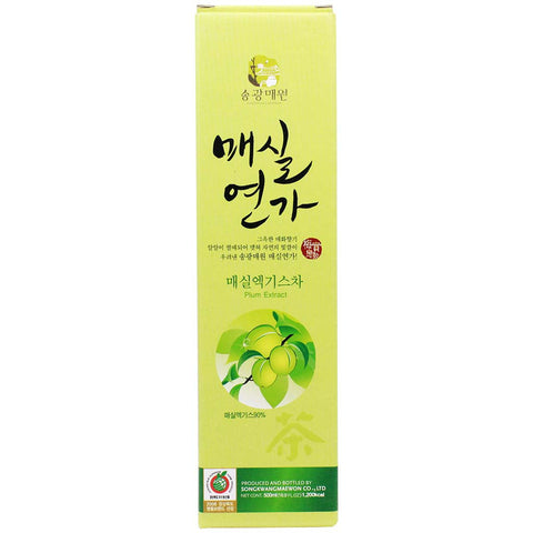 Korean Plum Extract Maesil Cheong by SK Maesil 16.9 oz