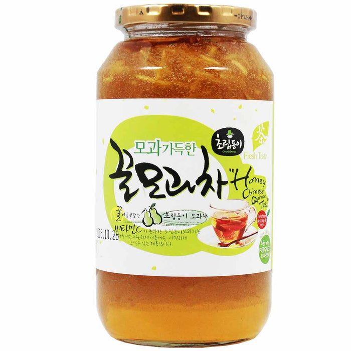 Korean Honey Tea Quince Mogwacha by ChoripDong 2.2 lbs (1kg)