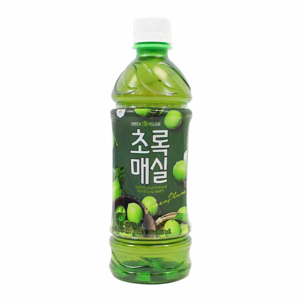 Woongjin Green Plum Drink 16 9 Oz 500ml Yummy Bazaar