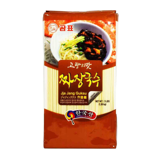 Korean Noodles, Gompyo, 3 lbs.