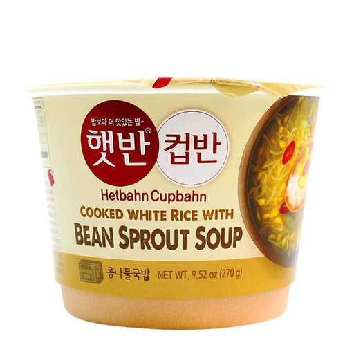 CJ - Bean Sprout HetBahn CupBahn, 9.52oz (270g)