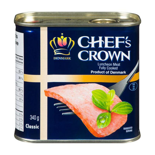 Chef's Crown Korean Spam Luncheon Meat, 12 oz. (340g)