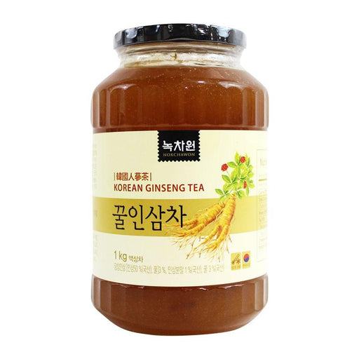 Korean Ginseng Honey Tea By Nokchawon , 2.2 lbs (1kg)
