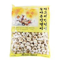 Korean Traditional Popcorn, Gangnange Slightly Sweetened Baby Corn, 6 oz (170g)