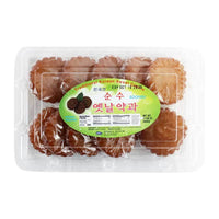 Yakgwa Traditional Korean Honey Cookie, Enjoyed by Korean Royalty, 12 oz (340g)