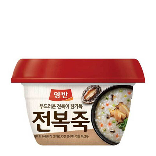 Ready to Eat Rice Porridge with Abalone Clam Meat, 100% Korean Product, 10 oz (285g)