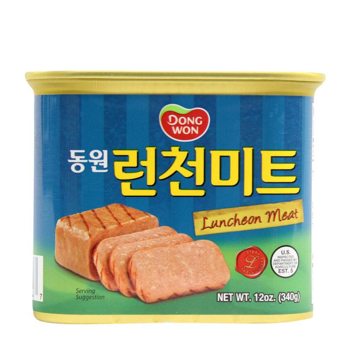 Korean Spam Luncheon Meat from Dongwon, 12 oz (340g)
