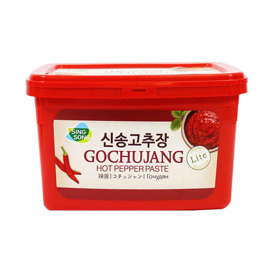 Gochujang Hot Pepper Paste by Sing Song, 1.1 lbs