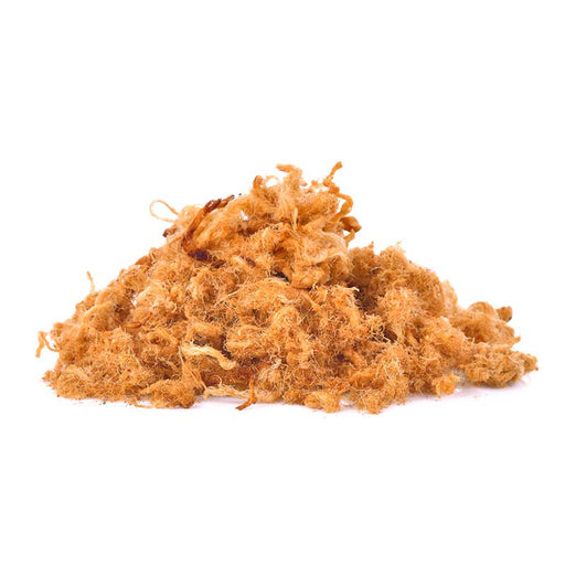 Kimbo Pork Fu Pork Floss, Roufu, Made in USA, 4 oz (113g)
