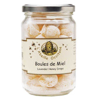 French Honey Candies, Lavender, L'Abeille Occitane, 7.1 oz