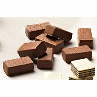Lago Chocolate Covered Hazelnut Party Wafers 8.8 oz. (250g)