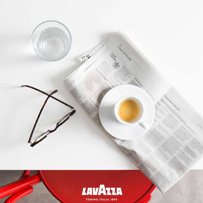 Lavazza Cafe Espresso Ground Coffee 8 oz. (226 g)