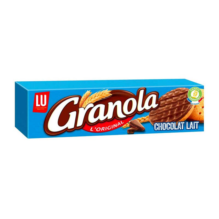 LU Granola Milk Chocolate Cookies 7 oz. (200g)