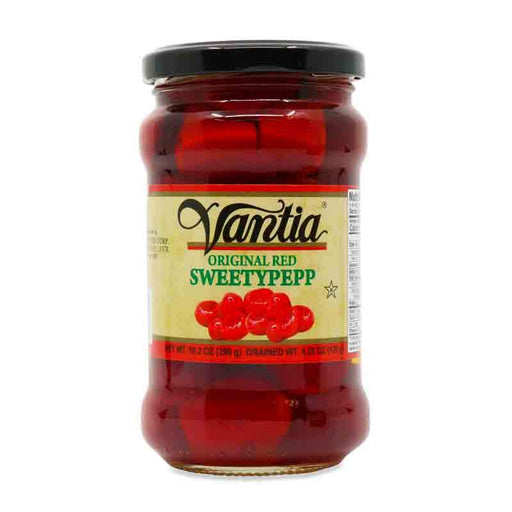 Vantia Red SweetyPepp Peppers, 10.2 oz (290 g)