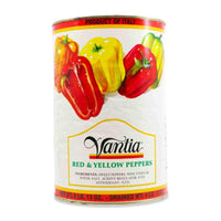 Vantia Red & Yellow Peppers, 77 oz (2.2 kg)