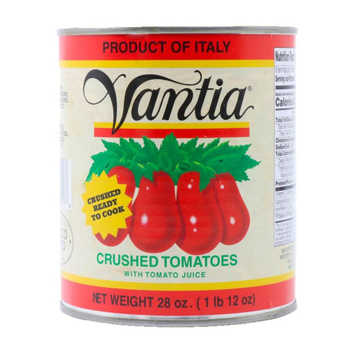 Vantia Italian Crushed Tomatoes, 28 oz (794 g)