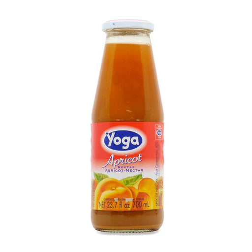Yoga Apricot Nectar, 23 fl oz (680 mL)