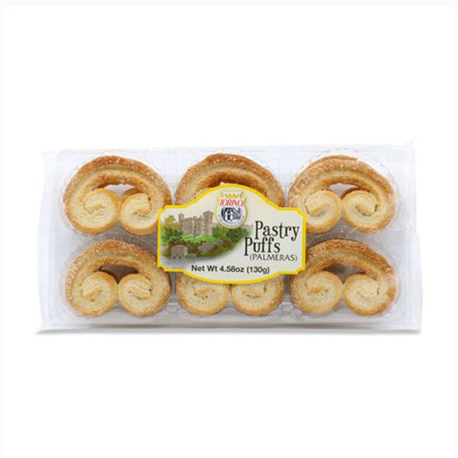 Torino Palmiers Puff Pastry, 4.58 oz. (130 g)