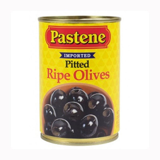 Italian Pitted Olives by Pastene, 6 oz. (170 g)